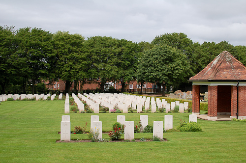 War Graves British and Commonwealth Airmen