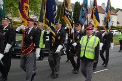 Veterans with Standards in Glasgow