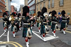 Lowland Band of the Regiment of Scotland