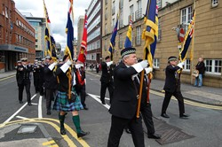 Royal British Legion - Armed Forces Day Glasgow 2012