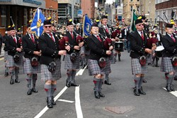 Isle of Cumbrae (Royal British Legion Scotland) Pipe Band
