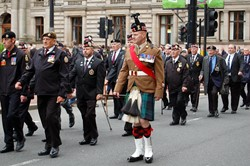 Royal Regiment of Scotland - Armed Forces Day Glasgow 2012