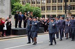 Air Training Corps - Armed Forces Day Glasgow 2012