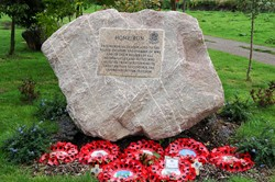 Allied Escapers and Evaders - Allied Special Forces Memorial Grove