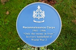 Reconnaissance Corps - Allied Special Forces Memorial Grove