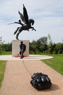 Parachute Regiment & Airborne Forces Memorial