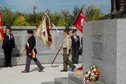 Polish Standards - Polish Armed Forces Memorial 2012