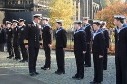 Sea Cadets - Seafarers' Service, Glasgow Cathedral 2012