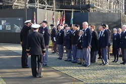 Veterans - Seafarers' Service, Glasgow Cathedral 2012