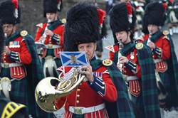 Band of the Royal Regiment of Scotland - Argyll and Sutherland Highlanders Farewell Parade 2013