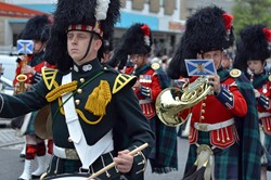 Band Royal Regiment of Scotland - Argyll and Sutherland Highlanders Farewell Parade 2013
