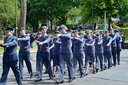 Air Training Corps - Stirling Armed Forces Day 2013