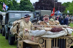 Vintage Military Vehicles - Stirling Armed Forces Day 2013