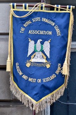 Standard RSDG Glasgow - Armed Forces Day 2013