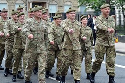 British Army - Armed Forces Day Glasgow 2013