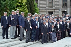 Royal Scots Dragoon Guards Veterans - AFD Day 2013