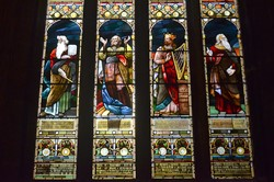 Stained Glass - Church of the Holy Rude, Stirling