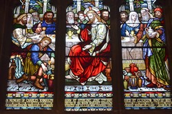 Stained Glass Window - Church of the Holy Rude, Stirling