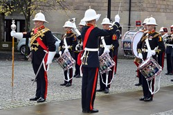 The Royal Marines Band Scotland - Seafarers' Service Glasgow 2013