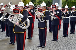 The Royal Marines Band Scotland - Seafarers' Service Glasgow Cathedral 2013