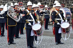 The Royal Marines Band Scotland - Glasgow Cathedral 2013