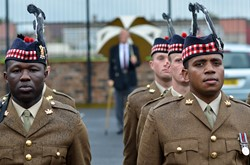 Royal Scots Borderers (1 Scots)