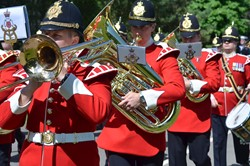 Band of The King's Division - East Renfrewshire's Armed Forces Day 2014