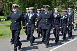 HMS DALRIADA - Armed Forces Day 2014 East Renfrewshire