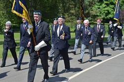 Veterans on Parade - Armed Forces Day 2014 East Renfrewshire