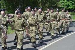 Army Cadets - Armed Forces Day 2014 East Renfrewshire