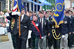 Edinburgh Armed Forces Day Parade 2014