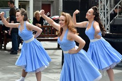 Kennedy Cupcakes Dance in Edinburgh 2014