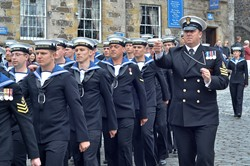 Royal Navy - Armed Forces Day 2014 Stirling