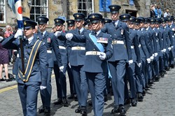 Royal Air Force - Armed Forces Day 2014 Stirling