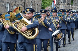 Central Band Royal Air Force - Stirling 2014