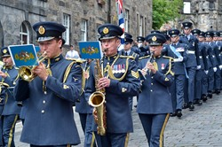 Royal Air Force Central Band - Parade Stirling 2014