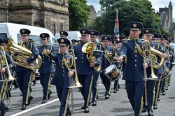 Royal Air Force Central Band - Armed Forces Day National Event Stirling 2014