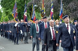 Veterans - Armed Forces Day 2014 Stirling