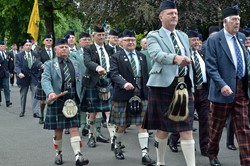Veterans - Armed Forces Day National Event Stirling 2014