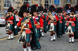 Band of the Royal Regiment of Scotland - AFD Stirling 2014