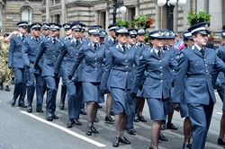 Universities of Glasgow and Strathclyde Air Squadron - Glasgow AFD 2014