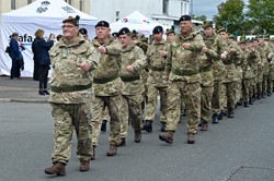 Army Cadet Force - Grangemouth Armed Forces Day 2014