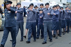 1333 Grangemouth ATC - Armed Forces Day 2014