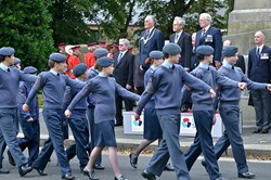 1333 Grangemouth Air Training Corps - Armed Forces Day 2014