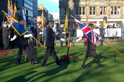 Service - Garden of Remembrance Edinburgh 2014