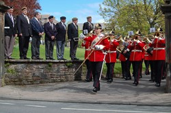 Band of the King's Division - St Mary's Church Maryport