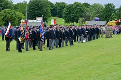 Veterans on Parade - Armed Forces Day 2015 Stirling