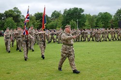 Army Cadet Force Kings Park Stirling AFD 2015