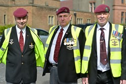 Parachute Regiment Veterans - Victory in Japan, Knightswood, Glasgow 2015