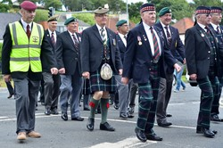 Veterans VJ Parade - Victory in Japan, Knightswood, Glasgow 2015